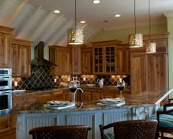 Sky Kitchen Cabinets Hickory Kitchen Cabinets Kitchen Traditional With Beadboard