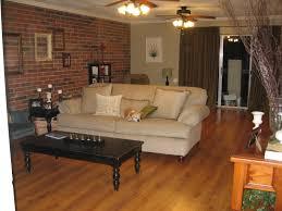 brick accent walls interior design living room wall video virtual