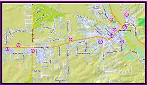 Geocache Map Easy Wickenburg Geocaches Wickenburg Geocaching