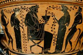 Ancient Greek Vase Painting The History Of Ancient Greece Podcast 055 The Dionysian Mysteries