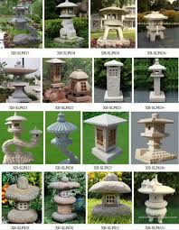 japanese garden lights