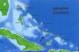 The Bahamas Map Villa Porto Vista Located In The Bahamas Achieved An Overwhelming