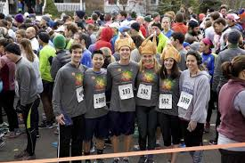 12 thanksgiving day turkey trots to work up your appetite
