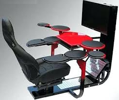 Pc Gaming Desk Chair Computer Gaming Chair And Desk Ergonomic Gaming Desk F Ergonomic
