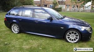 2007 bmw 520d m sport 2007 estate 5 series for sale in united kingdom