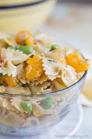 recipes for pasta salad oriental pasta salad taste and tell