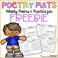 Acrostic Poems For Halloween 5 Reasons To Teach Poetry In The Classroom Proud To Be Primary