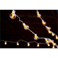 white string lights 15 ft white 10 socket globe string lights with 18 inch spacing 5