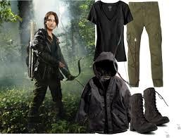 Katniss Halloween Costume Katniss Halloween Costume Katniss Arena Costume