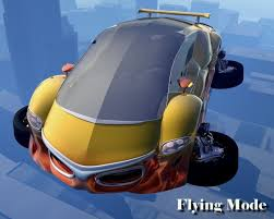 futuristic flying cars vx455 flying car 3d cgtrader