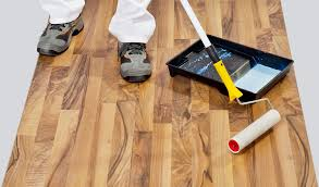 flooring finishes vs wax vs polyurethane contractor