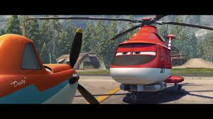 planes fire u0026 rescue blu ray review def digest