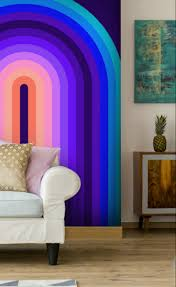 uber cool retro vibes with this retro wall mural from wallsauce uber cool retro vibes with this retro wall mural from wallsauce created by artist greg mably
