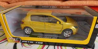New For 2015 Peugeot 307 Jimholroyd Diecast Collector