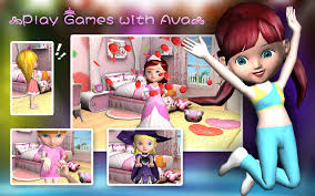 ava the 3d doll android apps on google play