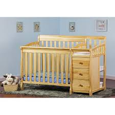 white mini crib with changing table mini crib and changing table stephanegalland com