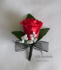 wedding flowers groom boutonniere silk wedding flowers groom groomsmen special