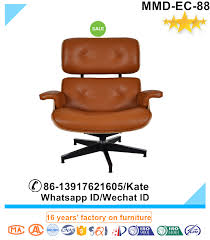 Factoryhome by List Manufacturers Of Emes Lounge Chair Ottoman Aniline Buy Emes