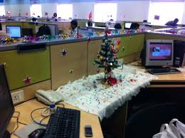 Cubicle Decoration Ideas For New Year office design decoration for office cubicle theme for cubicle