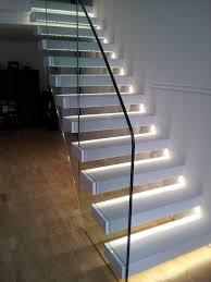 indoor stair lighting ideas lighting enchanting indoor staircase lighting ideas deck stair