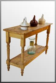 Narrow Pine Bookcase by Pine Hall Display Narrow Two Tier Table Antiques Atlas