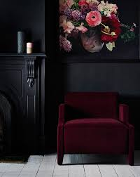 10 ways to create moody interiors long fringes velvet and couch