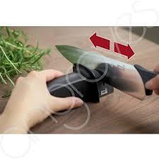 kitchen devils knives devils lifestyle rollsharp knife sharpener