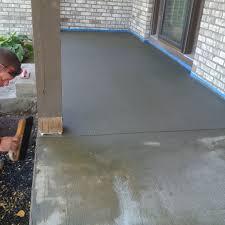 Refinishing Concrete Patio Ohio Concrete Resurfacing Concrete Sealing Garage Floors