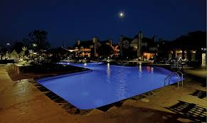 Pool At Night Hotels With Indoor Pools Near Lancaster Pa Hotels With Pools