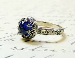 vintage sterling rings images Roxy ring beautiful gothic vintage sterling silver floral band jpg