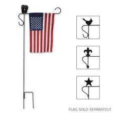 garden flags are a fun and easy way to decorate your landscaping