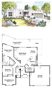 pueblo house plans 49 best santa fe house plans images on santa fe floor