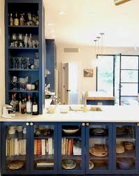 glass cabinets in white kitchen custom kitchen cabinets nyc design renovation