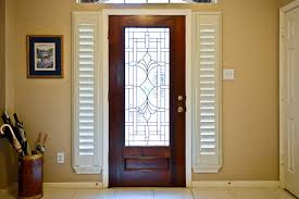 Blinds For Glass Front Doors Glass Front Door Window Treatments Home Design Ideas U2013 Day