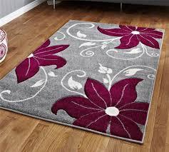 ingenious inspiration grey and purple rug simple ideas grey purple