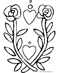 Free Coloring Pages Coloring Pictures Of Flowers And Butterflies Kids Coloring by Free Coloring Pages