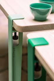 Mobilier Terrasse Design Best 25 Table Avec Banc Ideas On Pinterest Banc De Table