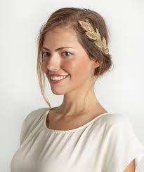 goddess headband beaded leaves goddess headband bridal hair accessories