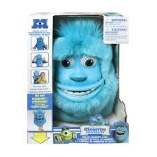spin master monsters university sulley monster mask