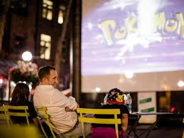 Maps Redmond Where To Watch Outdoor Movies In And Around Seattle This Summer
