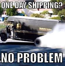 subaru meme super fast delivery