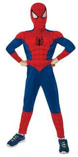 Spiderman Toddler Halloween Costume Deluxe Toddler Spiderman Costume Halloween Toddler