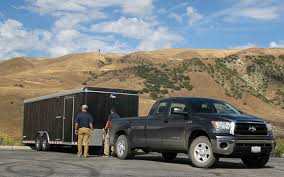 2011 dodge ram towing capacity 2011 toyota trucks will meet towing standards pickuptrucks