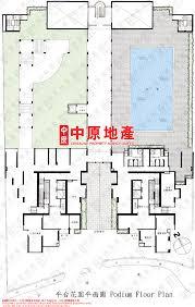 Podium Floor Plan by Centadata Elegant Terrace