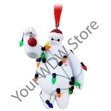 your wdw store disney figurine ornament big hero 6 baymax in
