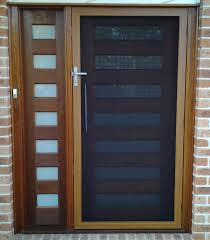 security screens for sliding glass doors secureview hinged security screen door stainless steel mesh front