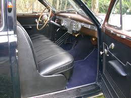 nissan clipper interior 1946 packard super custom clipper lwb with divider for sale in