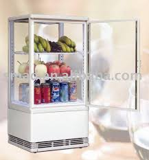 Glass Refrigerator Doors by Four Sides Transparent Refrigerator Glass Door Refrigerator