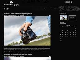 photographers websites the best themes for photographers 2017 make a website hub