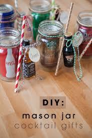 the original diy mason jar cocktail gifts holidays gift and